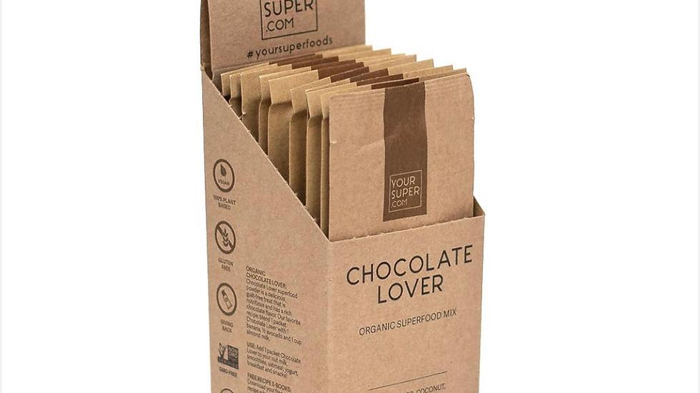 Chocolate Lover Organic Mix - Super Pack