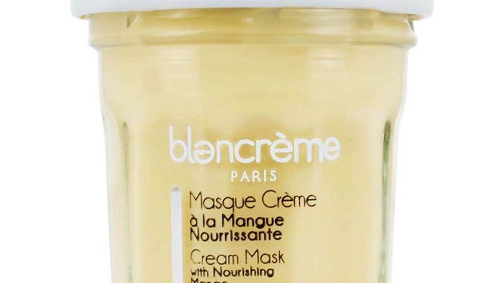 Mango Face mask cream
