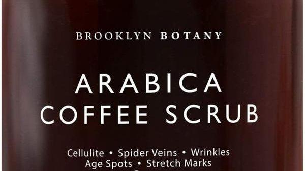 ARABICA COFFEE BODY AND FACE SCRUB