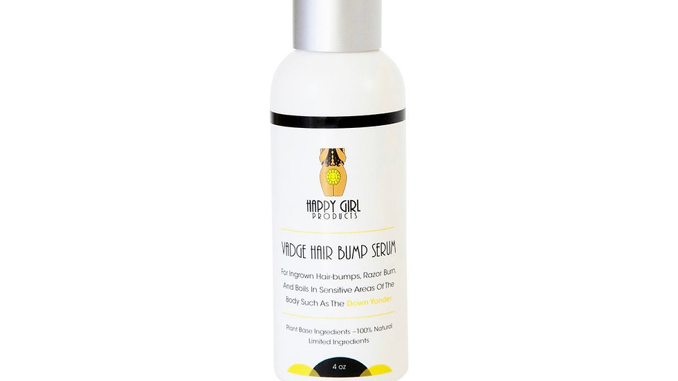 VADGE HAIR BUMP SERUM