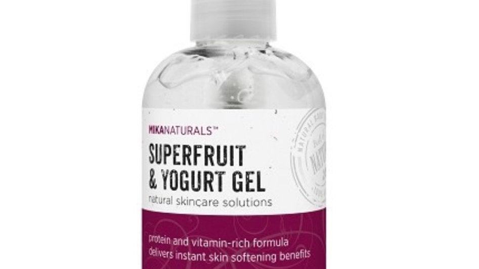 SUPERFRUIT & YOGURT GEL