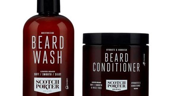 BEARD WASH & CONDITIONER BUNDLE
