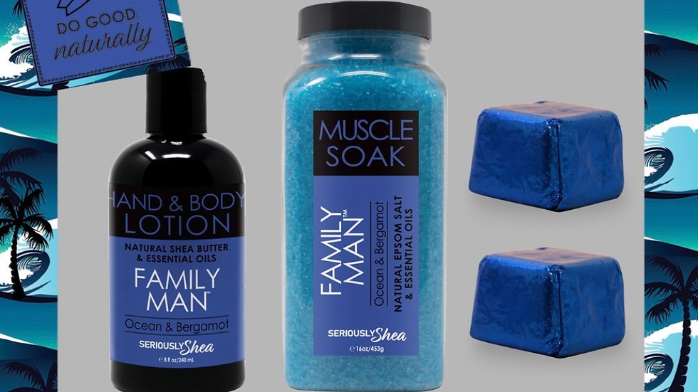 Family Man Deluxe Gift Set