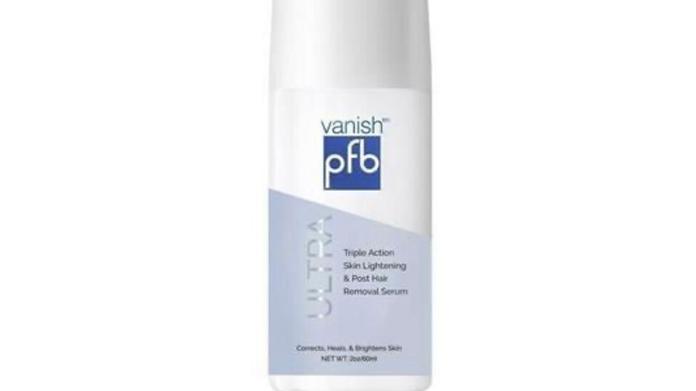 PFB Vanish ULTRA - 2 fl oz