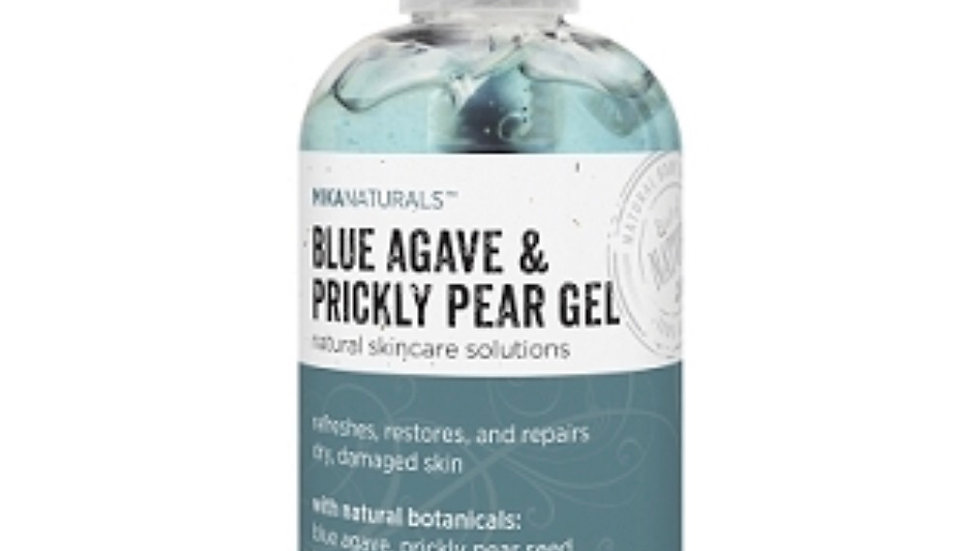 BLUE AGAVE & PRICKLY PEAR GEL
