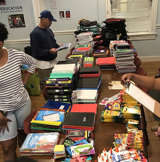 YPN School Supply Drive