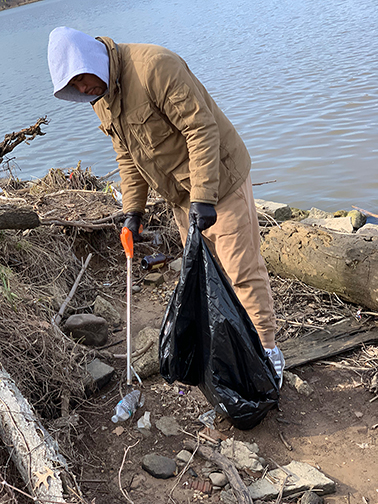 Anacostia River Cleanup