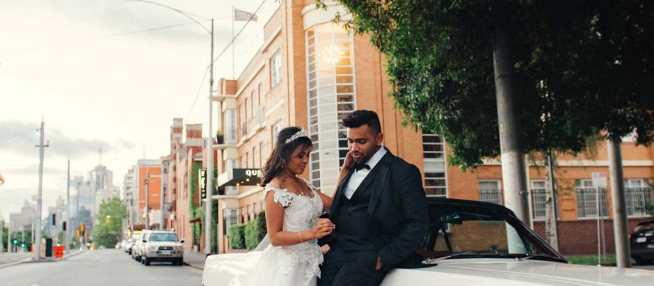 GEELONG WEDDING VIDEOGRAPHY