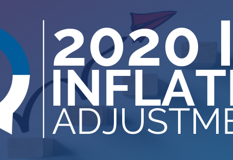 2020 IRS Inflation Adjustments