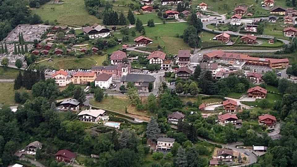 Le village de Passy