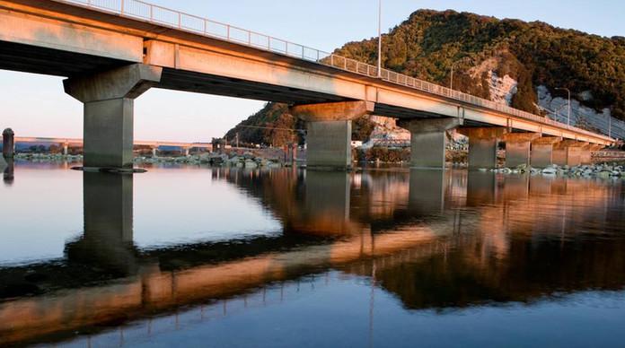 Greymouth cobden bridge