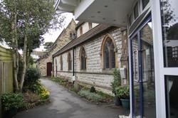 18 Side entrance