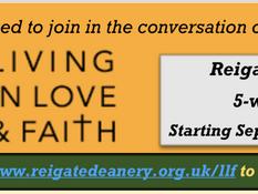 Living in Love & Faith