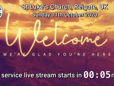Sunday Services Live Streamed