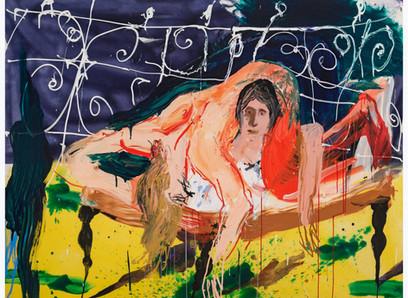 Las pinturas de Cristina de Miguel