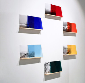Cristina Gamón,'Chroma-Arctic Circle', 2017