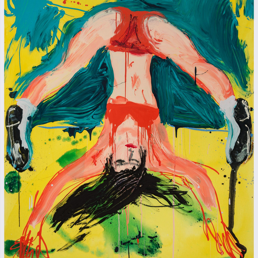 Cristina de Miguel Pintura 1
