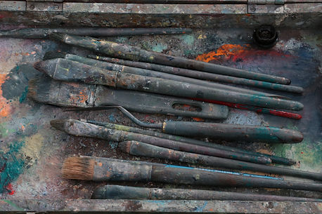Juraj Florek brushes.JPG