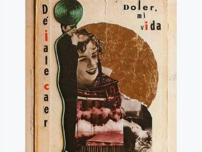 'Poema 35 de Alejandra Pizarnik', de Aurora Duque