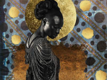 'Constellations of Beauty' de Àsìkò