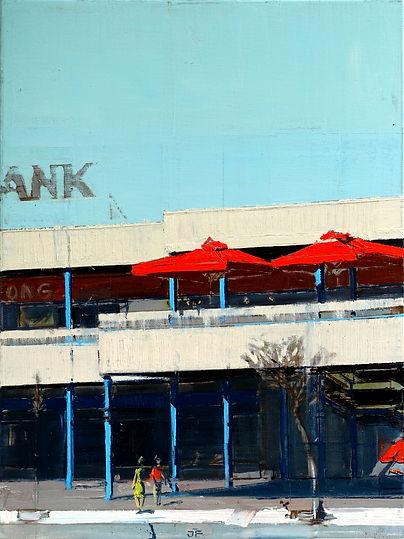 Juraj Florek - Bikas park - market