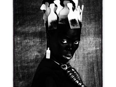'Somnyama Ngonyama' de Zanele Muholi