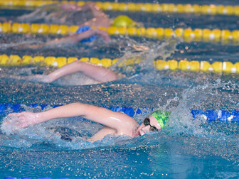 Определены победители регионального этапа  Всероссийских соревнований по плаванию «Весёлый дельфин»