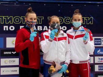 Серебро Чемпионата России!