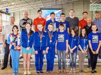 Всероссийские соревнования по плаванию на призы заслуженного мастера спорта Владимира Селькова.