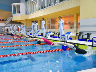 Подведены итоги Чемпионата Пермского края по плаванию