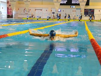 Результаты чемпионата Пермского края по плаванию 2017