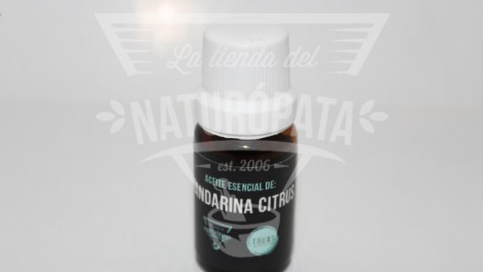 Mandarina citrus, aceite esencial 10ml.