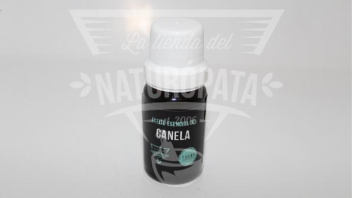 Canela, aceite esencial 10ml.