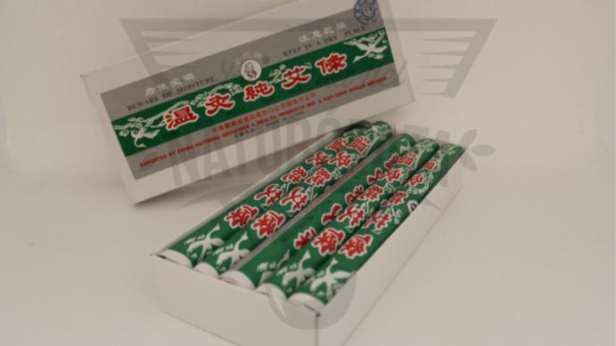 Moxa pura tradicional en puros (10 pzs)