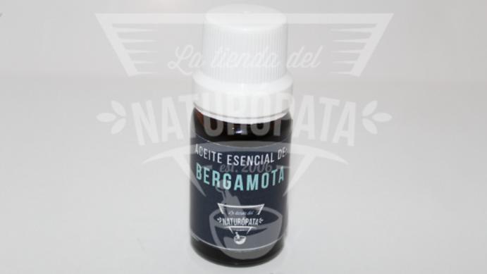 Bergamota, aceite esencial 10ml.