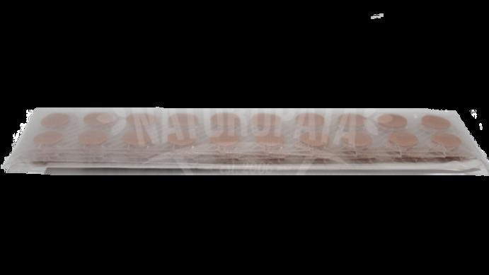 Balines magnetizados con parche color carne (100 pzs)