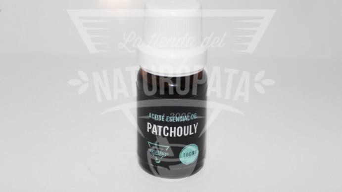 Patchouli, aceite esencial 10ml.