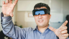 Elearning! Magazine article about virtual reality learning