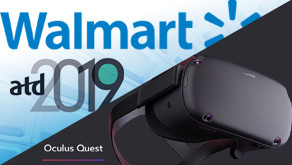 Walmart presentation at ATD and Oculus Quest launch