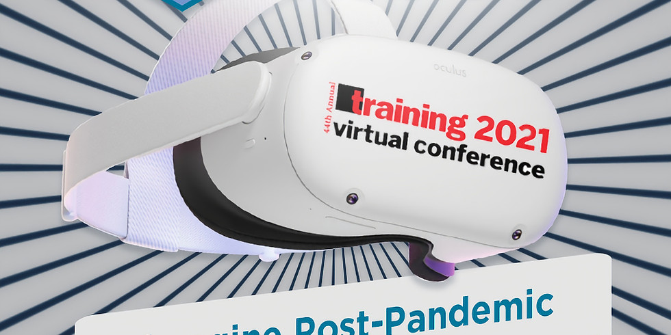 Training 2021 Conference & Expo, 100% Virtual (1)