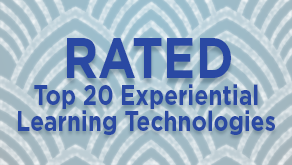 We made the Top 20 Experiential Learning Technologies List by Training Industry