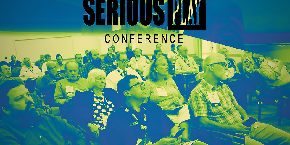 Presenting at the Serious Play Conference