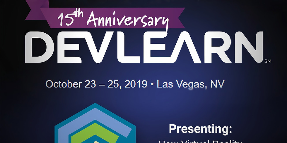 DevLearn 2019 Conference & Expo