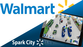 Private webcast: Walmart mobile management game