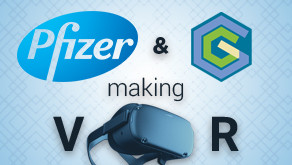 Pfizer partners with Gronstedt Group to showcase VR tools