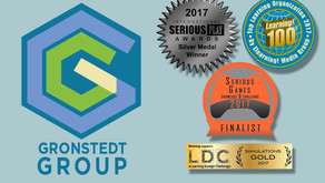 Awards sweep for Gronstedt Group