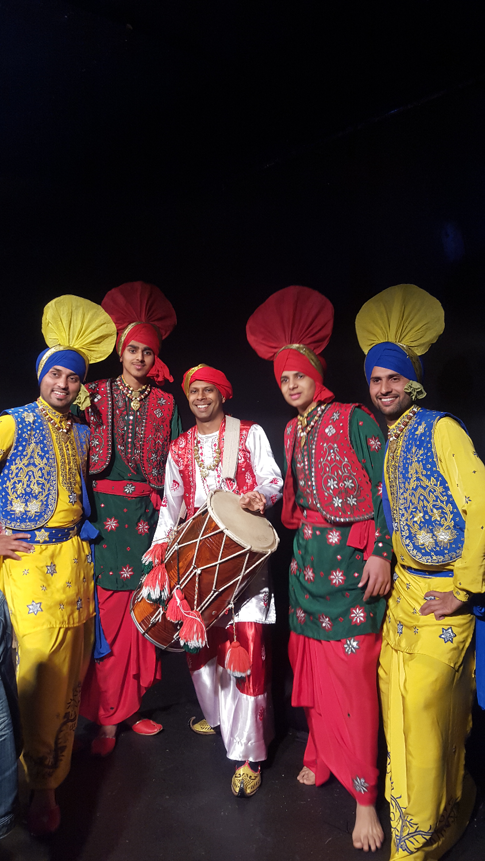 Punjab Bhangra Dancers Manchester