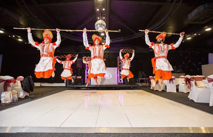 Bhangra Dancers Leeds