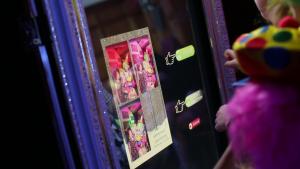 Magic Mirror Booth Cheshire