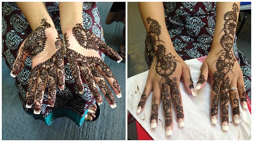 Mehndi Artist : Apna functions mehndi artist